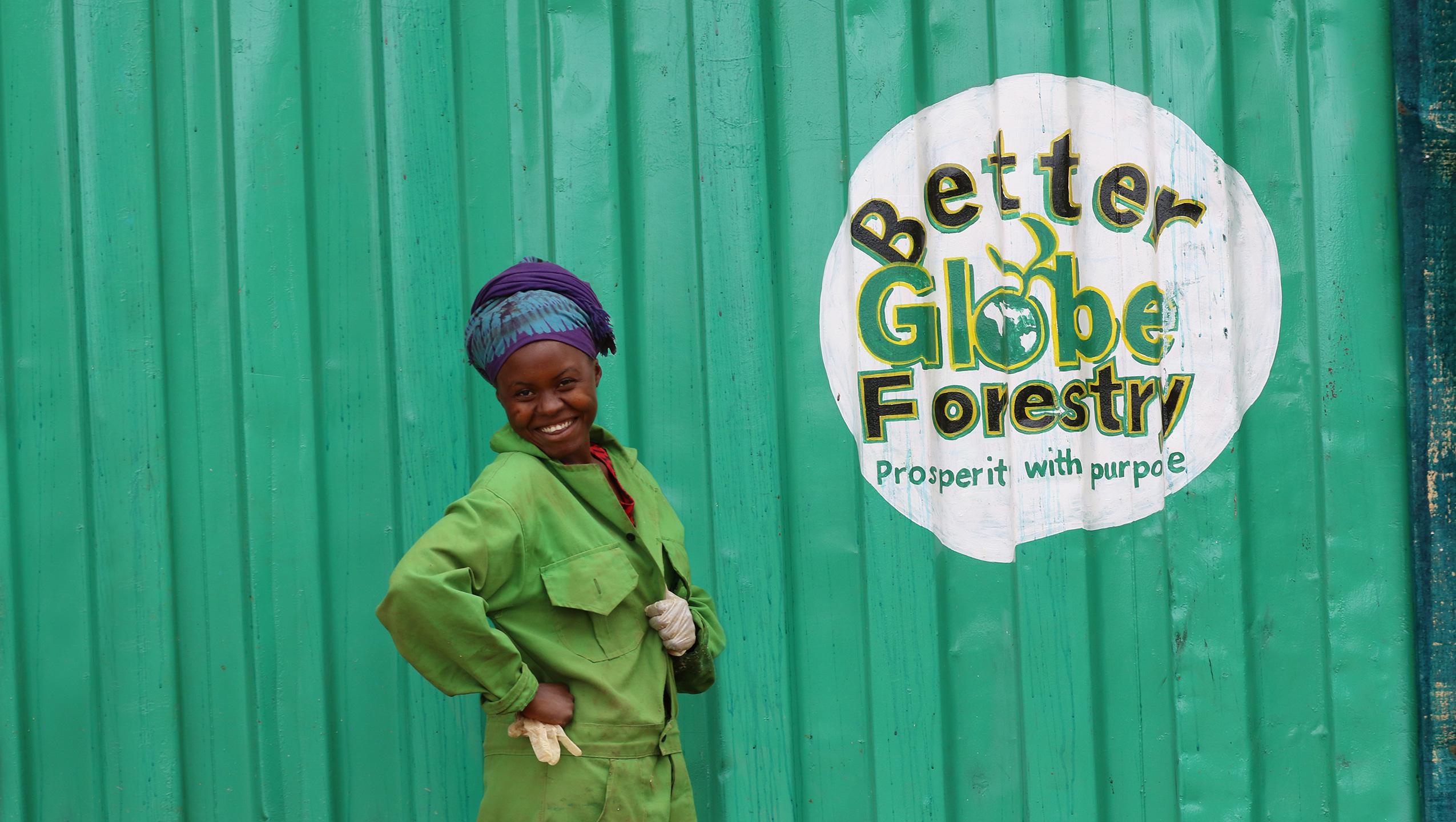 Better Globe Forestry Ltd.