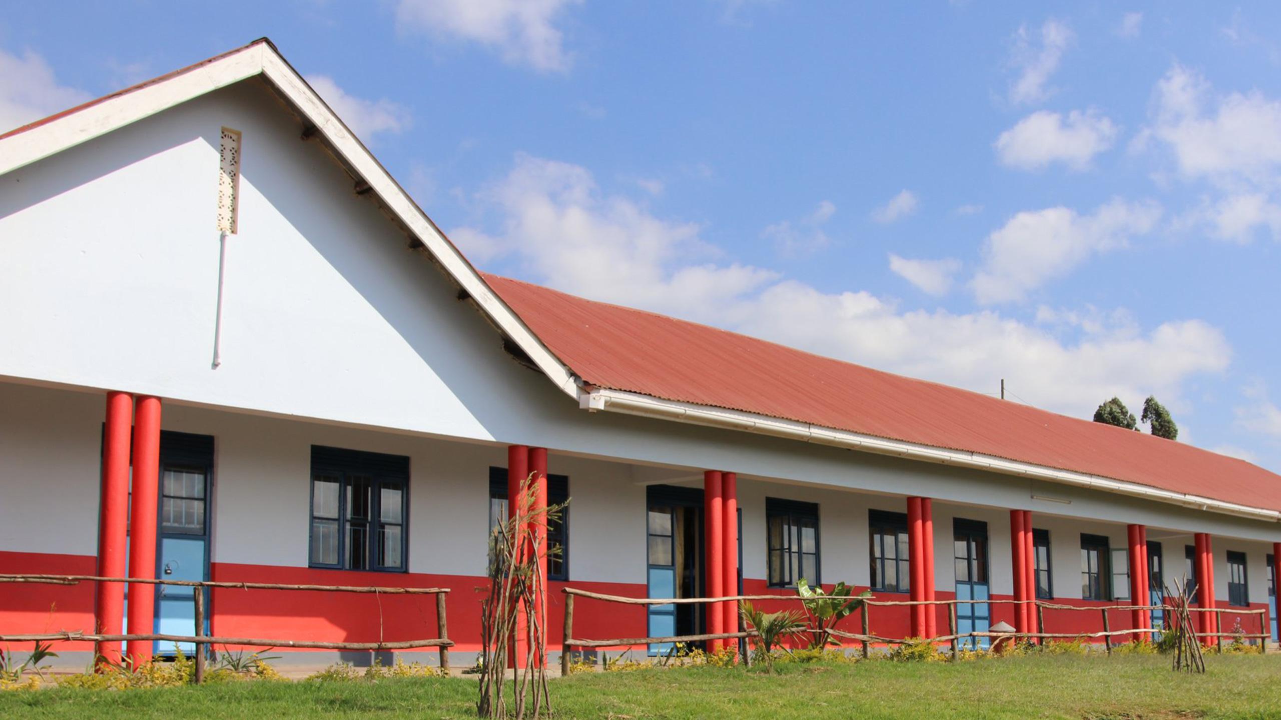 Besök på en secondary school